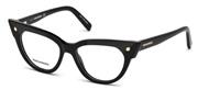 Cumpără sau vezi imaginea modelului DSquared2 Eyewear DQ5235-001.