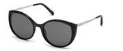 Cumpără sau vezi imaginea modelului Swarovski Eyewear SK0168-01A.