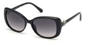 Cumpără sau vezi imaginea modelului Swarovski Eyewear SK0219-01B.